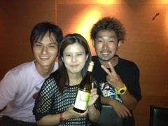 メグちゃんの誕生日パーティ(1)