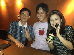 メグちゃんの誕生日パーティ(4)
