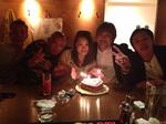 みきちゃん、ケーキとモエシャンありがとうございました2.jpg