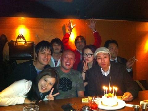 杉田さん、コバほんとにおめでとうねー